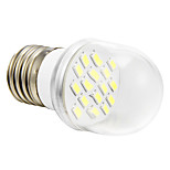 E26/E27 4 W 16 SMD 5730 280 LM Warm White/Cool White Globe Bulbs AC 110-130 V
