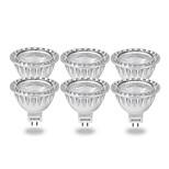 IENON® LED Spot Lampen MR16 GU5.3(MR16) 400-450 LM 3000 K COB Warmes Weiß AC 12 V