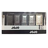 5 Eyeshadow Palette Dry Eyeshadow palette Powder Normal Smokey Makeup