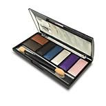 7 Eyeshadow Palette Dry Eyeshadow palette Powder Normal