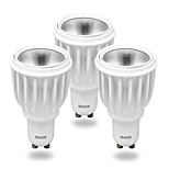 IENON® GU10 5 W COB 400-450 LM Warm White/Natural White Spot Lights AC 100-240 V
