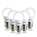 IENON® E26/E27 3 W SMD 240-270 LM Warm White/Cool White G Globe Bulbs AC 100-240 V