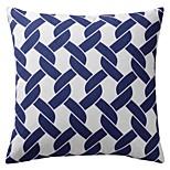 Modern Geometric Cotton Decorative Pillow Cover