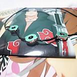 Mais Acessórios Inspirado por Naruto Itachi Uchiha Anime Acessórios de Cosplay Colares Liga Unissexo