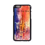 Personalized Phone Case - The Castle Design Metal Case for iPhone 6 Plus