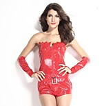 Red Sexy Devil Women's Party Costume