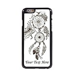 Personalized Phone Case - The Dreamcatcher and Birds Design Metal Case for iPhone 6 Plus