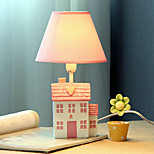 40W LED Sweet Pink Cabin  Dimming LED Small Table Lamp 220V