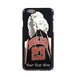 Personalized Phone Case - 23 Design Metal Case for iPhone 6 Plus