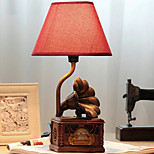 40W LED Vintage Style Trumpet Gramophone Dimming Small Table Lamp 220V(Assorted Colors)