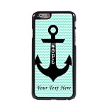 Personalized Phone Case - Hope Design Metal Case for iPhone 6 Plus