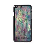 Personalized Phone Case - DreamCatcher Design Metal Case for iPhone 6 Plus