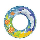 Yitour ® Thicken Swim Ring for Kids W58245(Random Color)