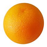 Orange Decorative Fruit,2Pcs/set