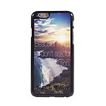 Personalized Phone Case - Beautiful Things Design Metal Case for iPhone 6 Plus