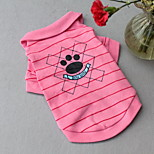 Cartoon Polo T-shirt for Pets Dogs (Assorted Size)