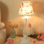 lanse® 15181351 35w roses chevet lampe 220v style pastoral