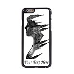 Personalized Phone Case - The Women Face Design Metal Case for iPhone 6 Plus