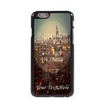 Personalized Phone Case - Dream Design Metal Case for iPhone 6 Plus