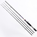 2.1m Lure Rod High Quality Carbon Casting Fishing Rod (M,ML,MH)