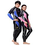 DiveSail 3MM Warm Wet Suits Neoprene Scuba Diving Surf Spearfishing Winter Swim One Piece Suits set For Men And Women