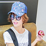 Mixed Colors Women Casual Summer Mesh Baseball Cap