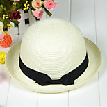 Women's Vintage/Casual Leisure Summer Straw Hat