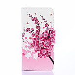 Fashion Design COCO FUN® Floral Flower Pattern PU Leather Wallet Case Cover for Samsung Galaxy Core Prime G360/G3608