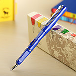 0.5mm Dark Blue Fashion Business Fountain Pen