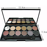 Danni® Fashion 12 Normal Eyeshadow Shimmer Powder*1 piece