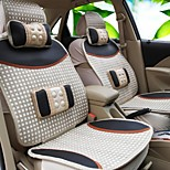 HONORV™ Fashion Flax Car Seat Cushion For All Seasons Applicable To the Five Seater