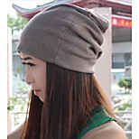 Women Cotton/Nylon/Other Beanie/Slouchy , Casual All Seasons