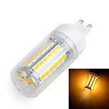 G9/E14/E27 8W 800LM 3000K 48-5050 SMD Warm White Light LED Corn Bulb (AC 220~240V)