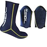 Slinx 3mm Neoprene Snorkeling Scuba Diving Winter Swim Seaside Socks Boots Wet Suit Protection Warming Non-slip Shoes