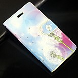 Dandelion pattern PU Leather Full Body Wallet Protective Case with Stand for Huawei P8/P8 LITE/P7/Y530(Assorted Colors)