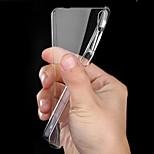 Black Pomelo® Transparent Light Case for ZTE Z9/NX508J