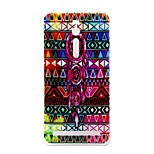 Tribal Symbols Pattern TPU Material Phone Case And Screen Protector for Asus Zenfone 2