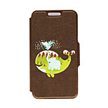 Kinston® Perfect Combination Pattern PU Leather Full Body Cover with Stand for HTC One M9 Plus/ HTC One M9+