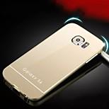 muoti erityinen muotoilu korkealaatuista metalli takakansi Samsung Galaxy s6