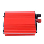 HOT-A1-00008 DC 12V to AC 220V High Converting Car 500W Power Inverter Adapter Converter (Red)