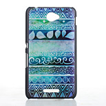 Stripe Pattern Material TPU Soft Phone Case for Sony E4