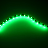 [10PCS/Lot]5W 30CM 15xSMD3528 Red/Green/Blue LED Light Strip DIY LED Auto Lamp(DC12V)