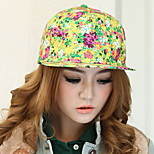 Unisex Casual All Seasons Cotton Blends Baseball Cap Four Colors