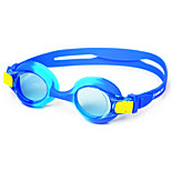 Winmax® Kid's PC&Silicone 100% Anti-Fog & Anti-UV/Adjustable Size Swimming Goggles