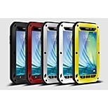 per metallico compatibile / progettazione speciale casi corpo pieno / casi sport all'aria aperta Samsung Galaxy a3