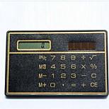 solar korträknare / mini card kalkylator
