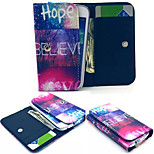 Butterfly PU Leather Wallet style Full Body Case and Card Slot for Nokia N8