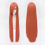 100cm Shakugan no Shana Cosplay Long Orange Straight Wig