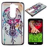 Campanula Pattern PC Phone Case for LG G2 mini
