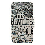 Kinston® the Beatles Pattern PU Leather Full Body Cover with Stand for Huawei Honor 4X/Honor Che1-CL20
